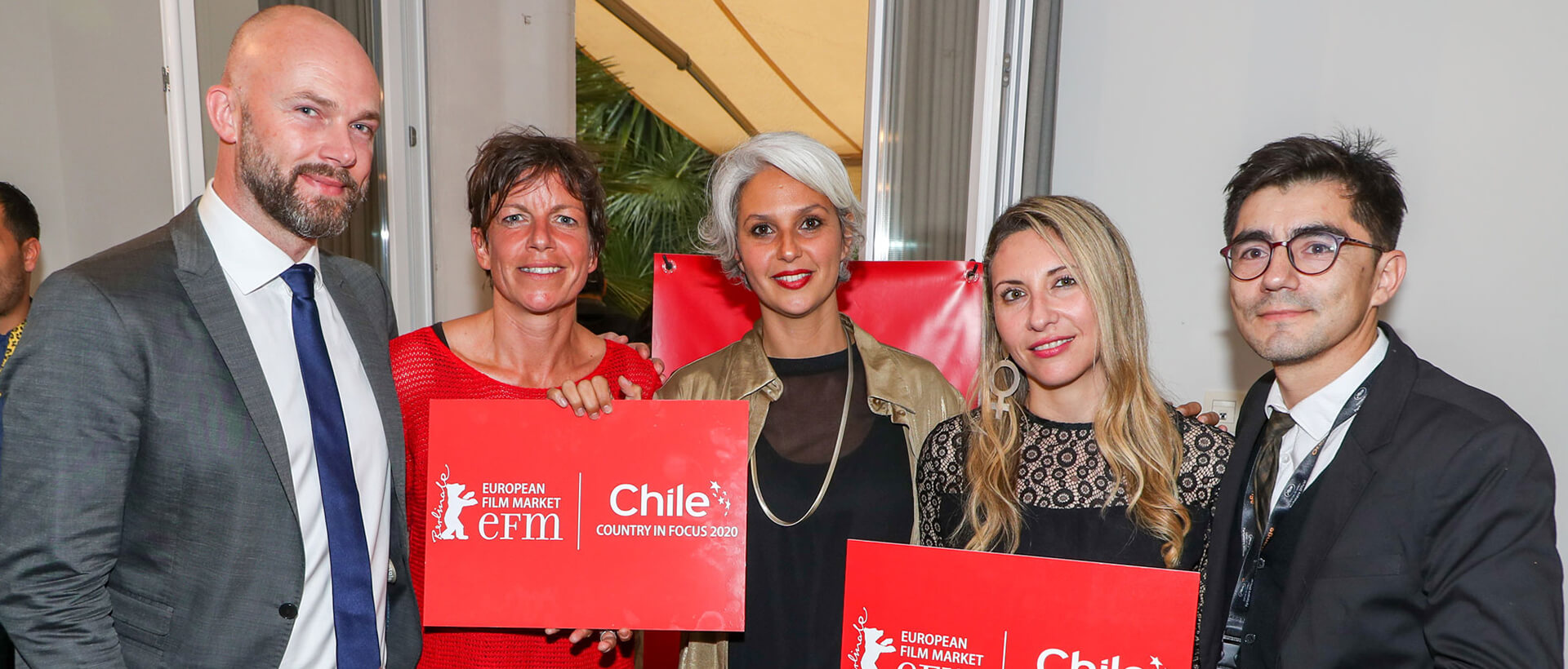 "At Cannes, Chile Celebrates its Role as ""Country in Focus""  at the 2020 Berlinale Audiovisual Market"