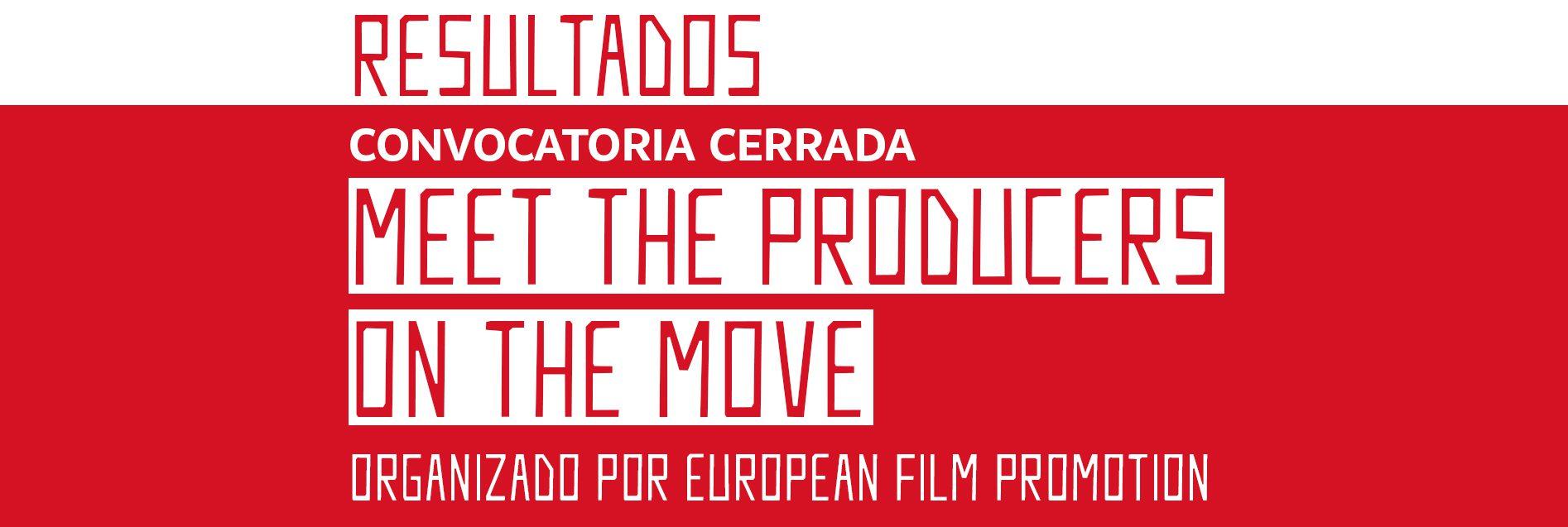 Productoras y productores chilenos participarán en la sesión virtual «Meet the Producers on the Move 2020»