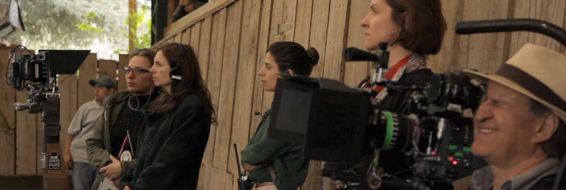 Get a behind the scenes look at Chilean filmmaking in this edition of Tuesdays of Chilean Series
