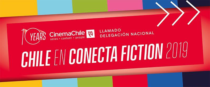 CERRADA // ¿Vas a participar en Conecta Fiction 2019? Avísanos y súmate a la delegación chilena que estará presente en Pamplona