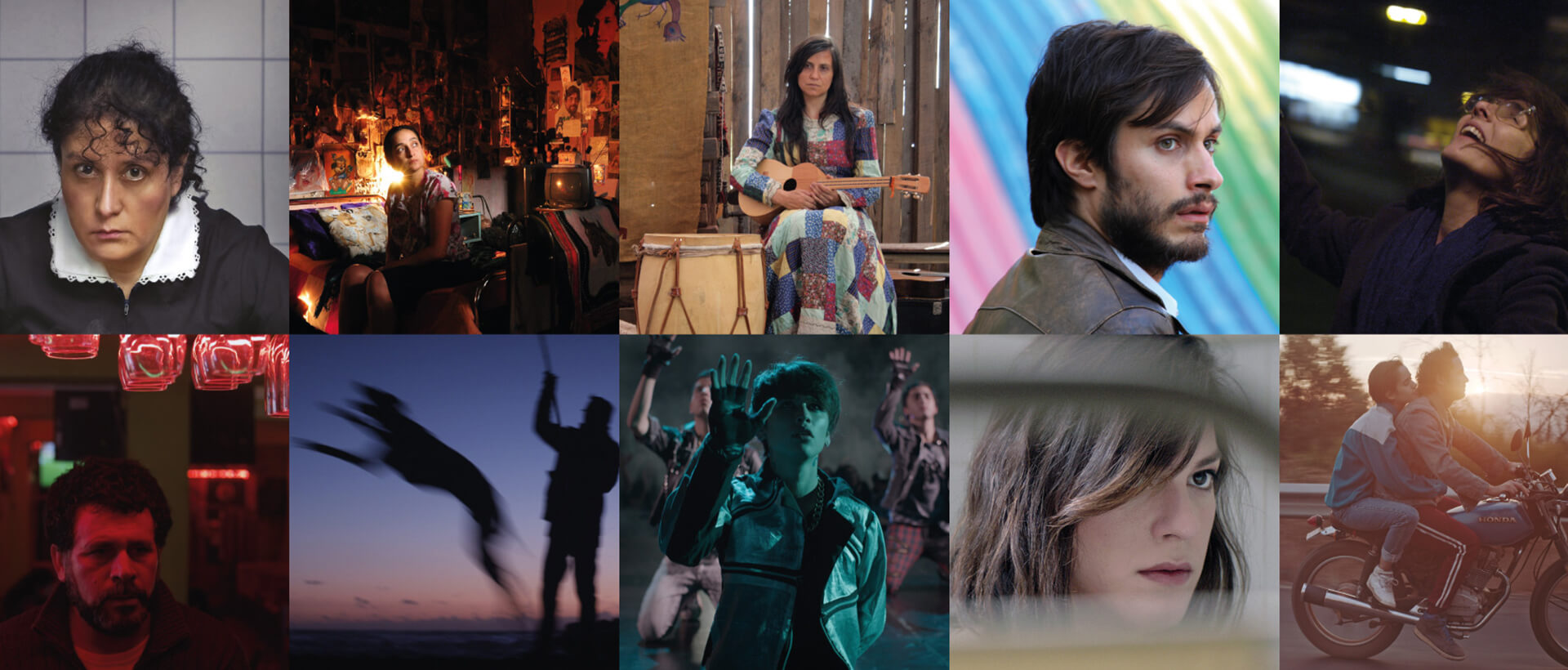 Week of Chilean Cinema in Madrid will be presented by its great protagonists