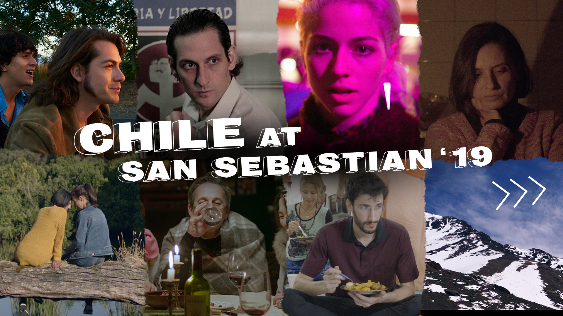Chile takes its films to  the San Sebastian Film Festival's most important sections