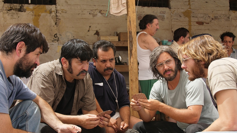 "The Chilean film ""Jailbreak Pact"" will be part of the 23rd edition of ""Shanghai International Film Festival"""