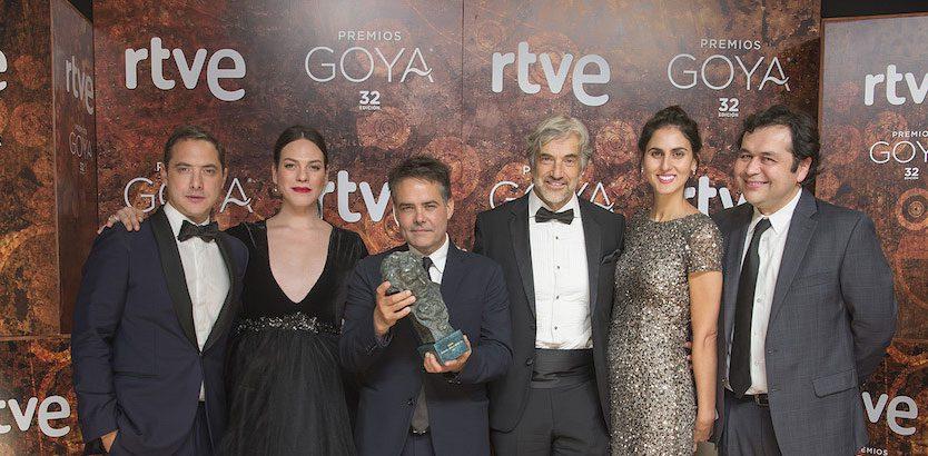 Convocatoria abierta para elegir a la película chilena representante en los Premios Goya 2021