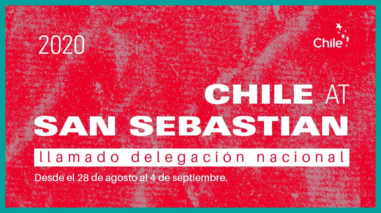 Llamado a los y las profesionales del sector audiovisual que participarán en San Sebastián 2020