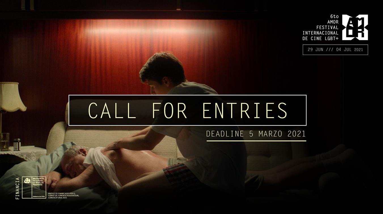 AMOR Festival Internacional de Cine LGBT+ abre convocatoria 2021 para su sexta edición